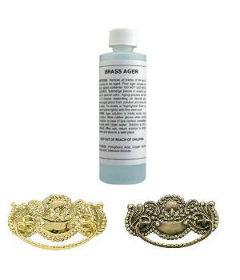 Brass Ager & Darkening Solution-8oz container