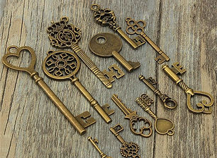 Skeleton Keys