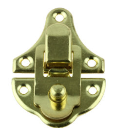 1x Double Ball Snap 60 x 11 mm Brass Blank Catch Fasteners
