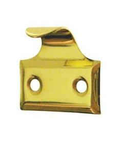 """Brass Hook Sash Lift  1 11/16"""" Wide x 15/16"""" High"""