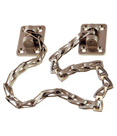 Adjustable Transom Window or Trunk Chain