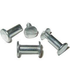 """Aluminum Screw Post-1/2"""""""