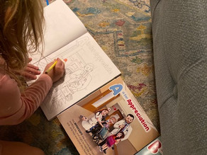 The Power of Positivity  now available in a Coloring book & an Activity book