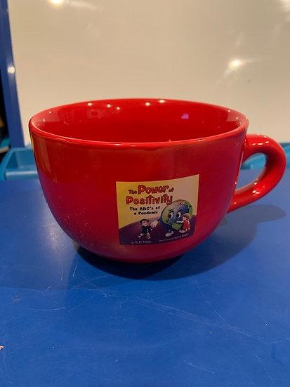 23 oz. Large Cappuccino Soup mug