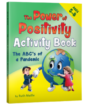 The Power of Positivity ActivityBook