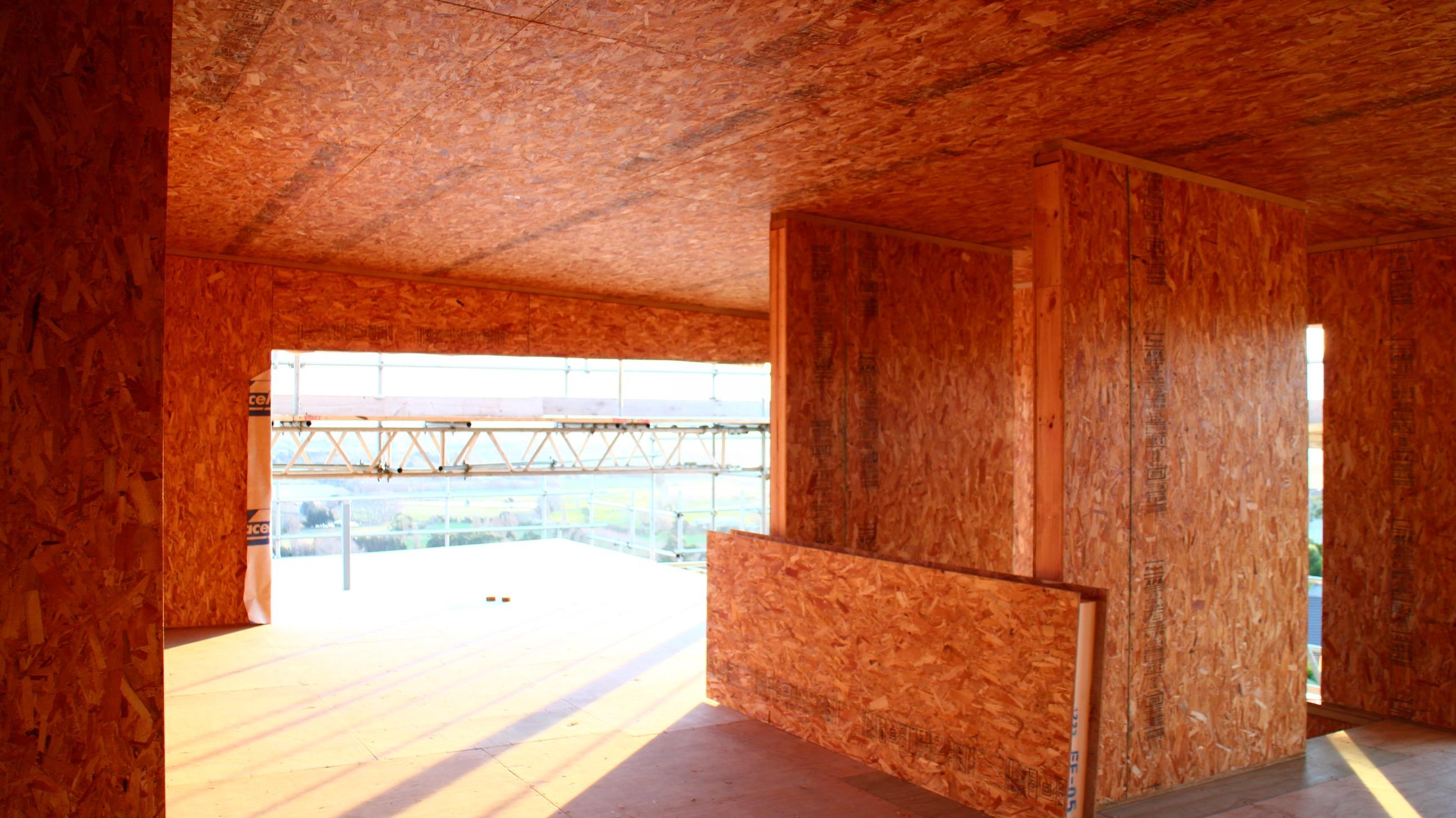 Ceiling upper floor