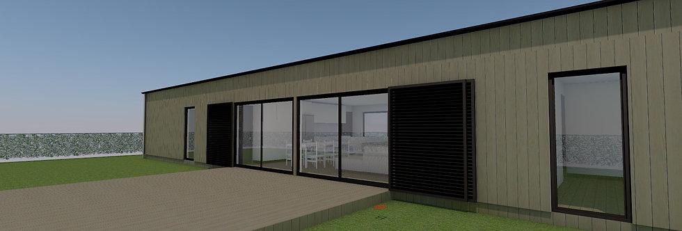 VILA 140 BUILDING CONSENT