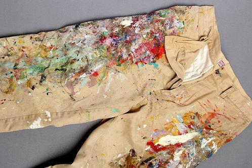 artist pants