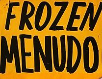 cande aguilar_Frozen Menudo sign