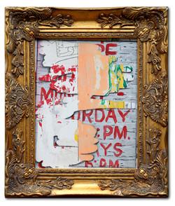untitled 2020, framed #barrioPOP cande aguilar