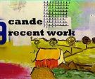 cande, recent work blurb book