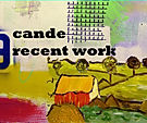 cande, recent work blurb book