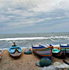beach-boat-net-chennai-mobile-photograph