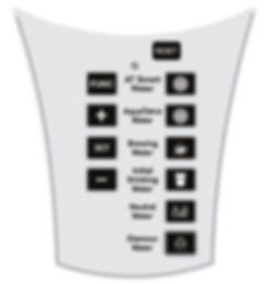 AquaTatva Neer 3 Alkaline Water Ionizer Screen Display
