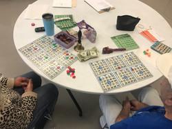 Bingo at Rec Center