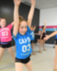Dance Classes for Kids in the Hills District