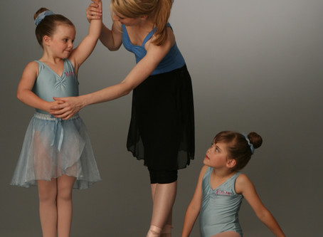 Finding the right dance school for your child
