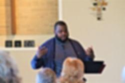 Pastor Autry Watkins