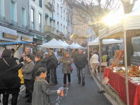 Le marché de Noël 2016