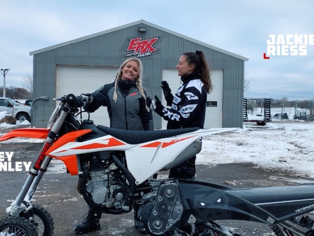 Learn to Ride a Snow Bike