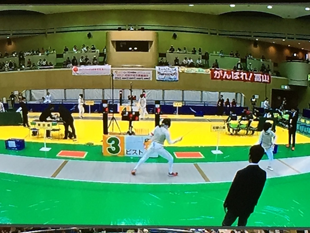 少年女子東京代表で2位!髙橋沙也花選手!!