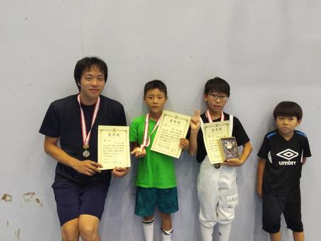2018年杉並区民大会フェンシング競技会(杉並カップ)