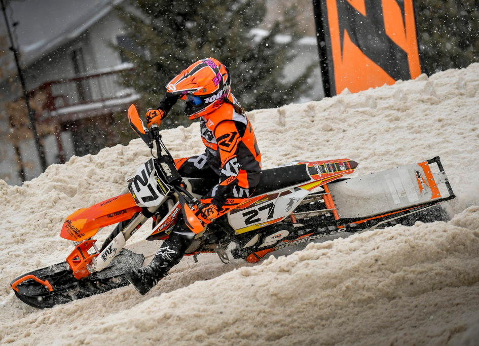 Deadwood Snocross National - FXR Racing Article
