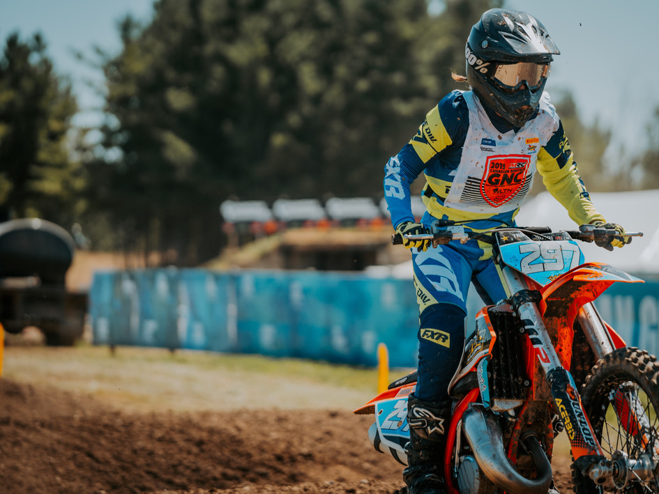 Out of the Blue Feature - Direct Motocross
