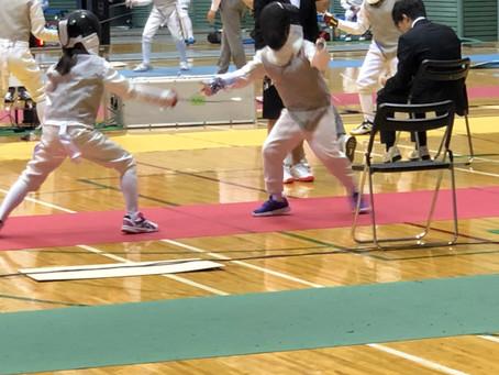東日本フェンシング少年大会!3日目!
