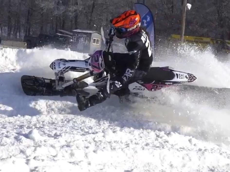 ERX Snow BikeCross Race Edit