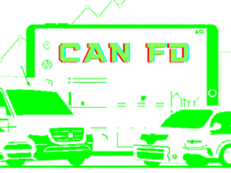 Evolution of CAN FD in Automotives