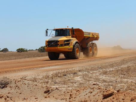 Case Study HayMech: Remote Data Logging for Heavy Haul Vehicles