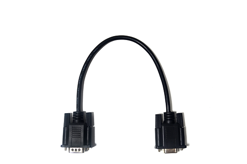 INF4305.0: DB9 to DB9 Cable (Male to Female)