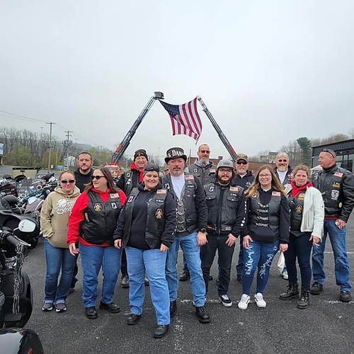 Veterans Outreach of PA Ride
