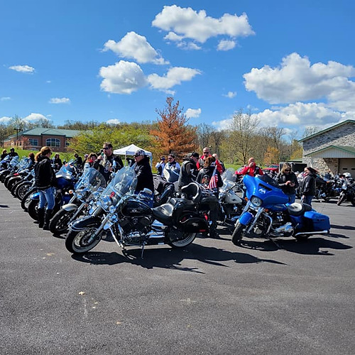 Battlefield Harley Davidson Bike Blessing