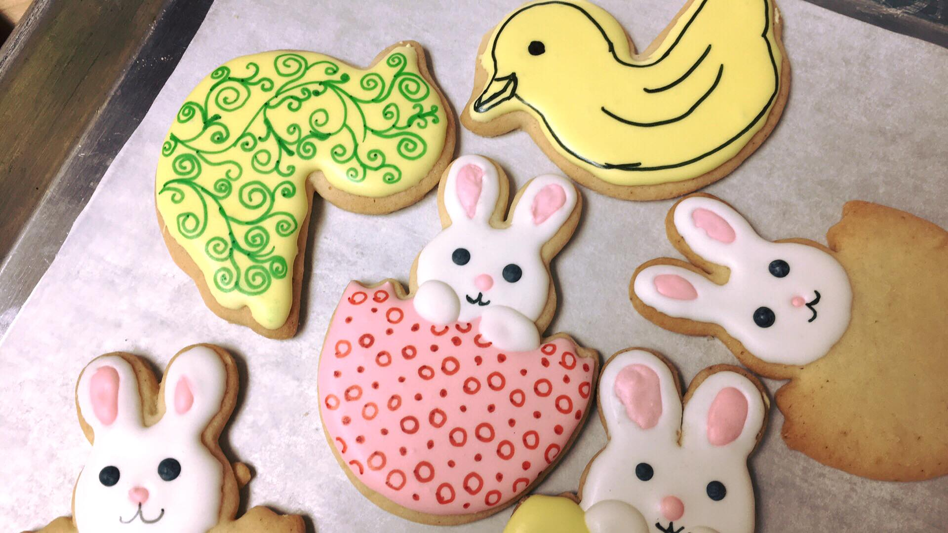Decorative Cookies