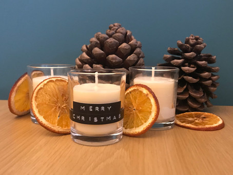 Why beeswax candles are better for you and the environment than soy or paraffin.