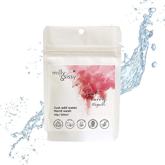 plastic-free vegan hand wash (500ml)