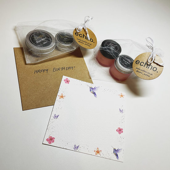 Hand Tied Gift Wrap