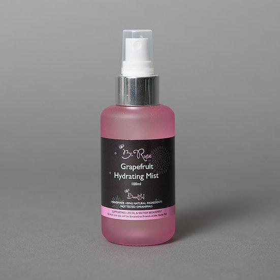 B-Rose Grapefruit Hydrating Mist