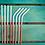 Thumbnail: colourful metal straw sets