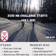 XC Ski Challenge!
