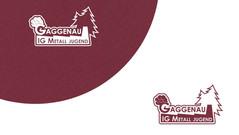 Logo for IG Metall Jugend