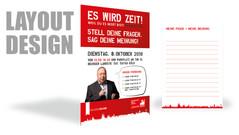 Flyer Layout Design