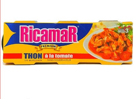 Ricamar 3x80g Tomato
