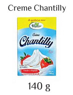 Chantilly powder 140g