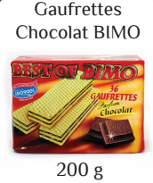 Best of BIMO Chocolate 36 count (200g)