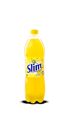 Hamoud Slim Ananas2L