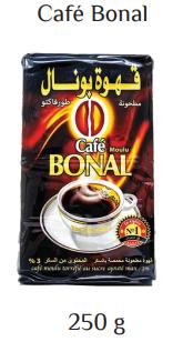 Coffee bonal 250g
