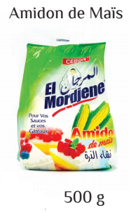 El Mordjene corn starch 500g